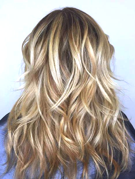 hair-strobing