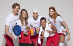 Shiseido Olimpiadi Atleti