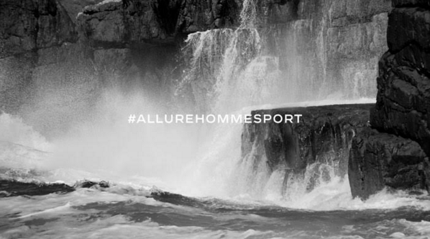 ALLURE HOMME SPORT CHANEL CAMPAGNA NUOVA